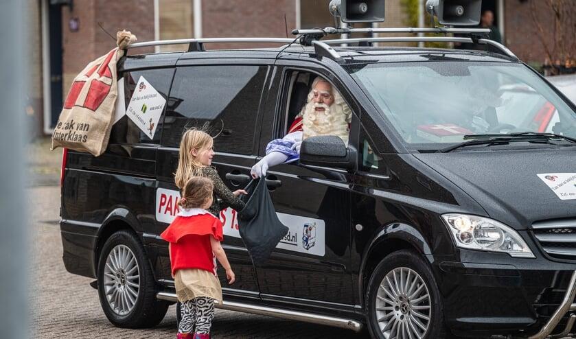 <p>Afgelopen weekend werd Sinterklaas al gesignaleerd in de regio.</p>
