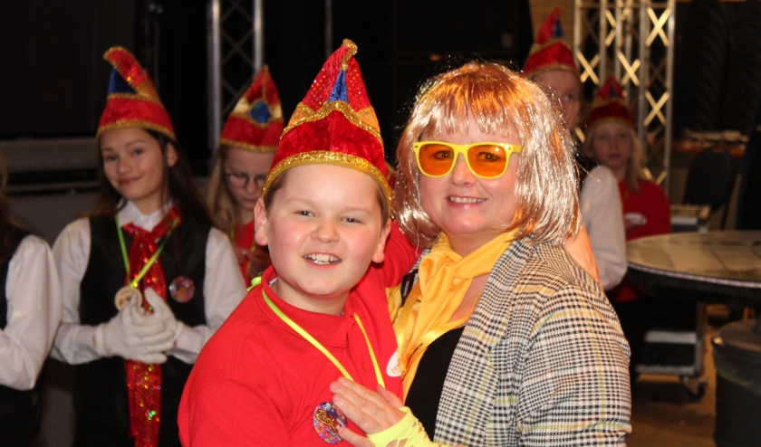 Carnavalsfeest in Winssen