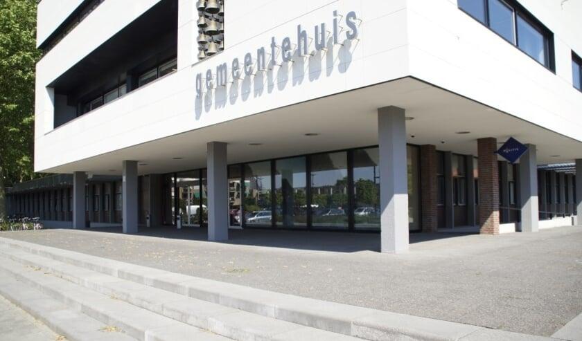 <p>Gemeentehuis in Druten.</p>