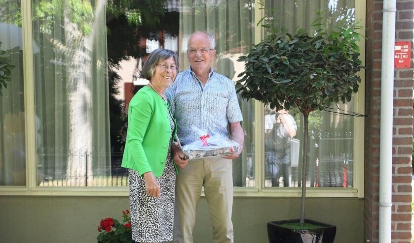 Han en Tonny de Lang 60 jaar getrouwd