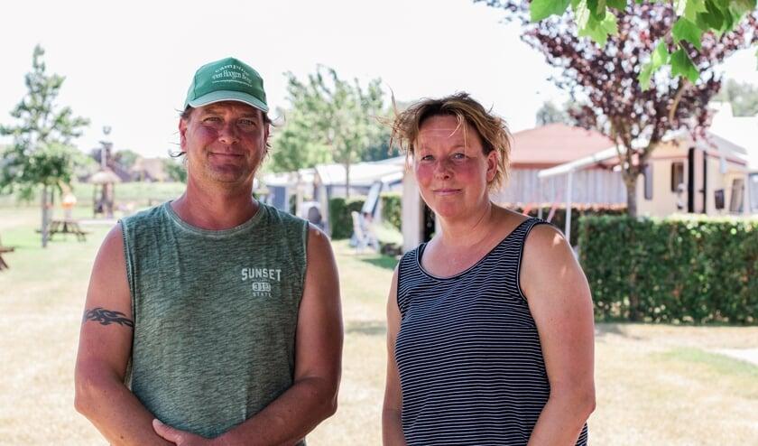 Mark en Christa Ariëns.