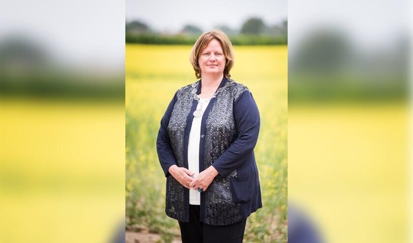 <p>Burgemeester Daphne Bergman</p>