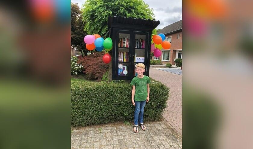 Phil van Dalen (6 jaar)