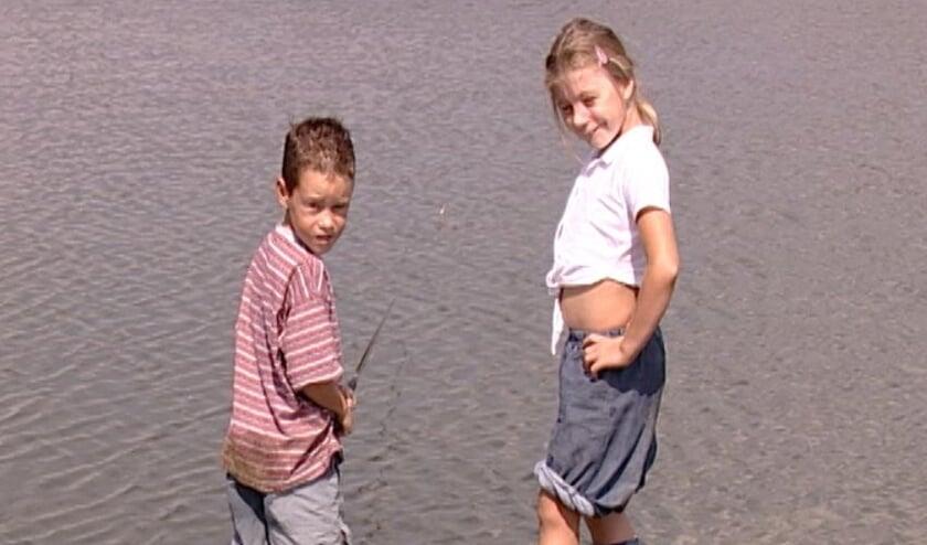 Still uit film 'Rond de Wamelse buitenwiel'.