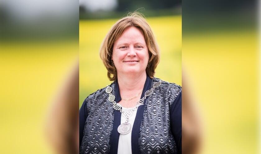 Burgemeester Daphne Bergman