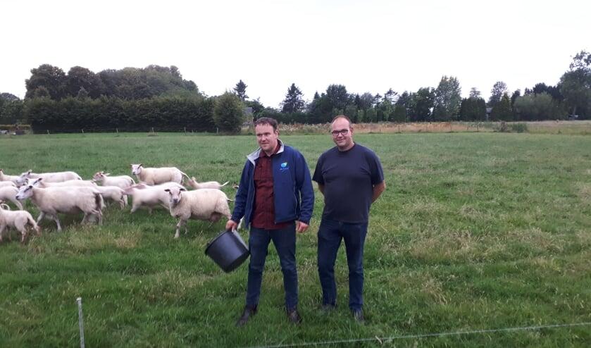 Jeroen en Gerwin van den Brink.
