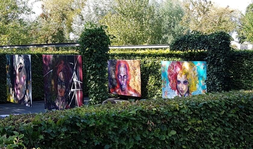 Kunstwerken van Hans van Kuijk, Ewijk