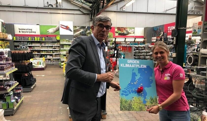 Groen Klimaatplein Wijchen officieel geopend