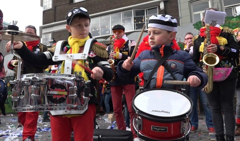 Still uit de film Van 't Veergat naar Oeteldonk.
