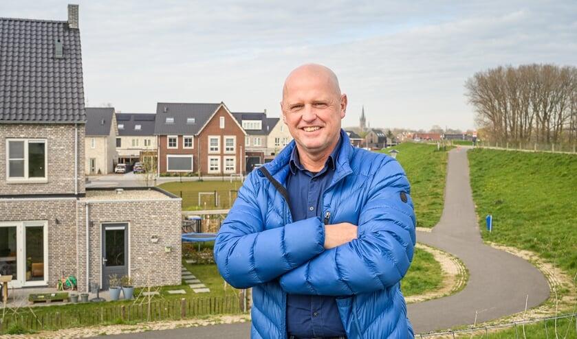 Patrick Kersten, eigenaar van Solar Maas en Waal.