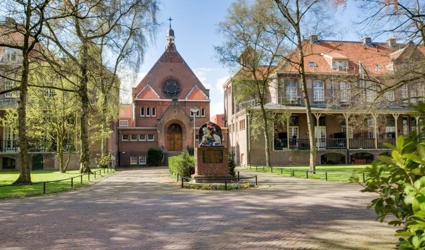 <p>Het oorlogsmonument op het Ambtshuisplein in Druten.</p>