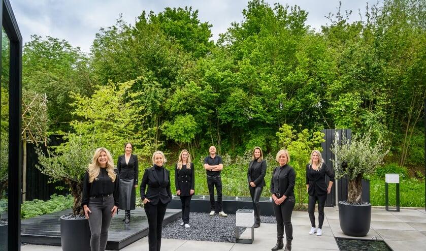 <p>Het team van FØRENA.</p>