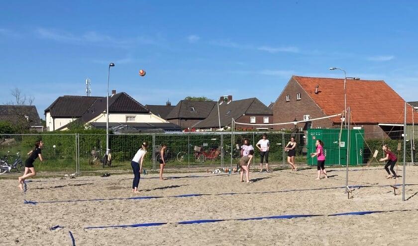 Buitenvolleybal Volleybalvereniging Atalante