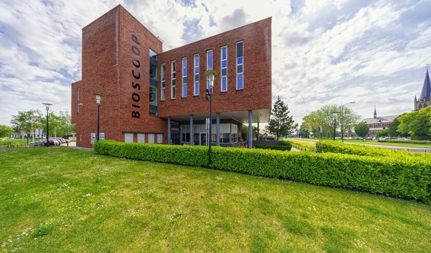 <p>Bioscoop van Heemstrabaan in Beuningen.</p>