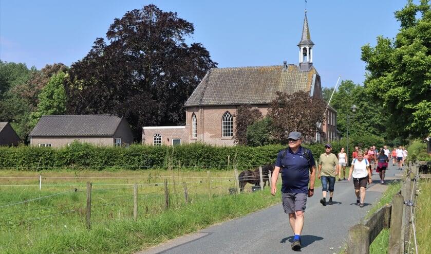 <p>De tweede Ricksport wandeltocht, dit jaar richting Horssen en Beneden-Leeuwen</p>