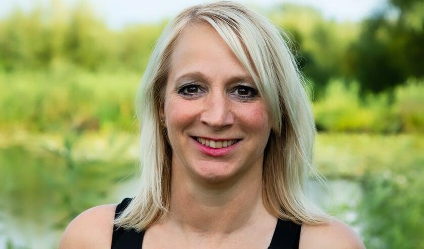 <p>Sandra van Leur.</p>