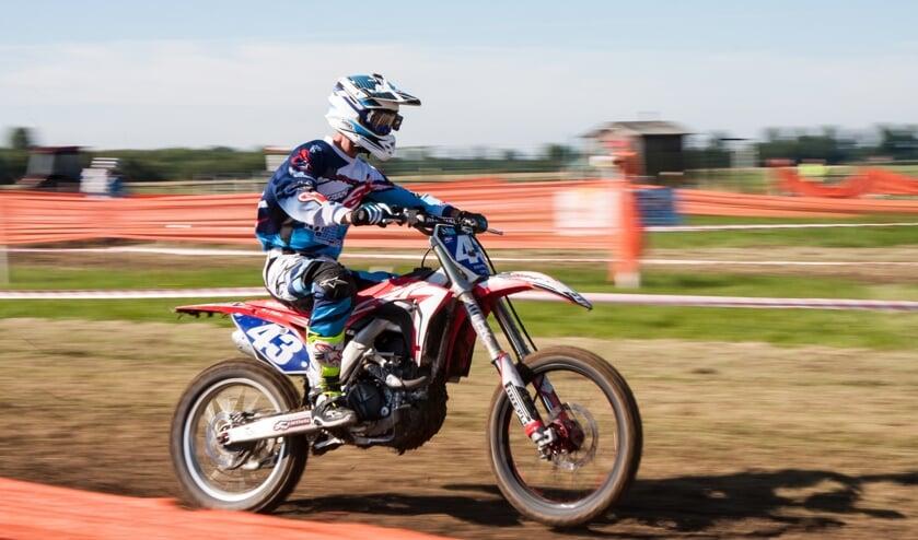 Nederlands kampioenschap motorcross in Bergharen 10 oktober
