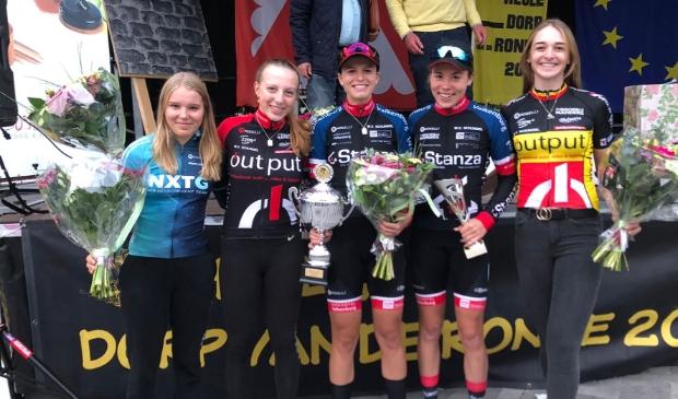 <p>Scarlett Souren wint in Heule.</p>