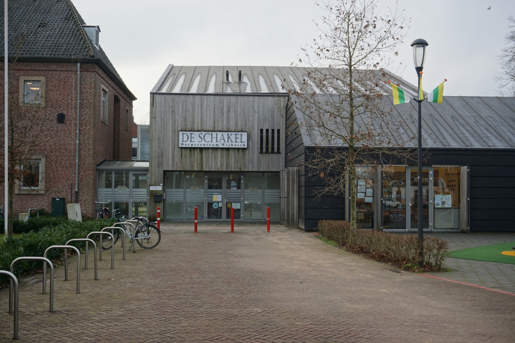 <p>Wijkgebouw de Schakel</p> <p>Jeroen van de Sande</p> © mooischijndel