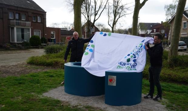 <p>Kees Goos en Mark van Laarschot.</p> Jeroen van de Sande © mooischijndel