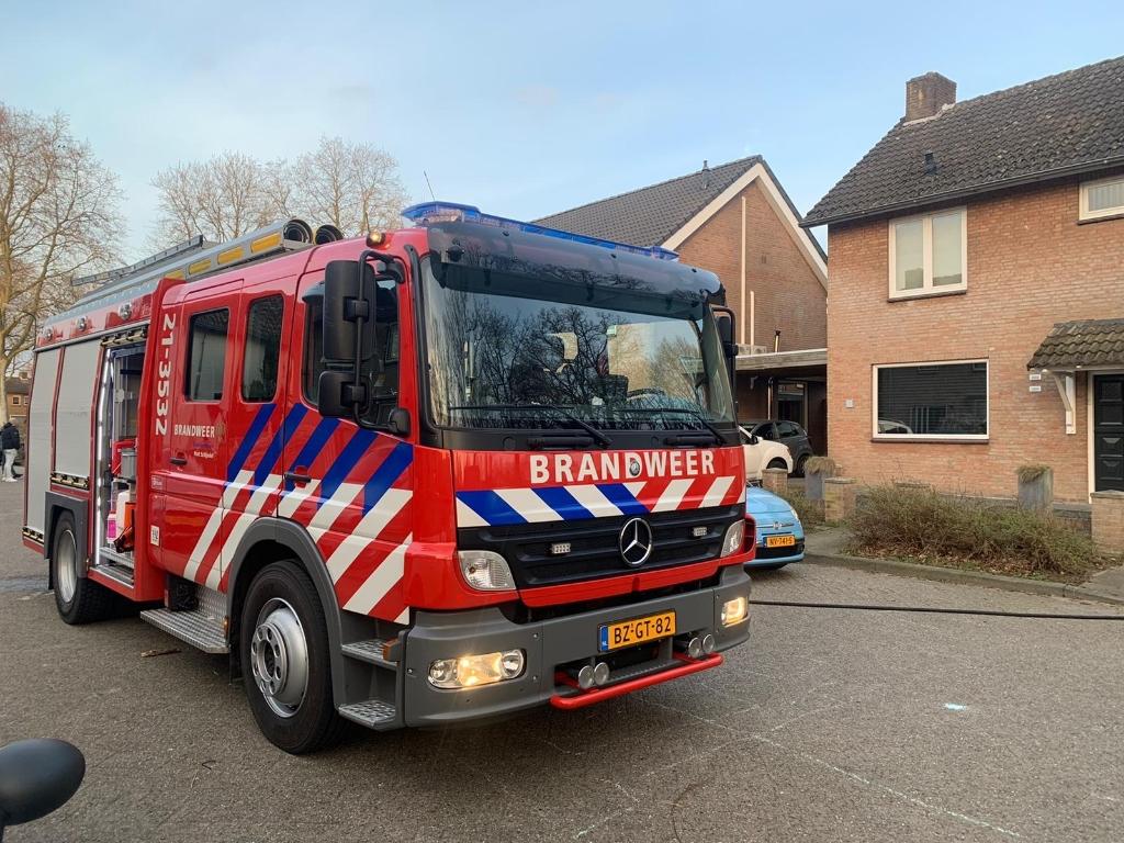 Brand overkapping Rietstraat Wijbosch 112nieuwsonline.nl  © mooischijndel