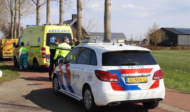 <p>Ongeval Veghelsedijk Wijbosch</p>