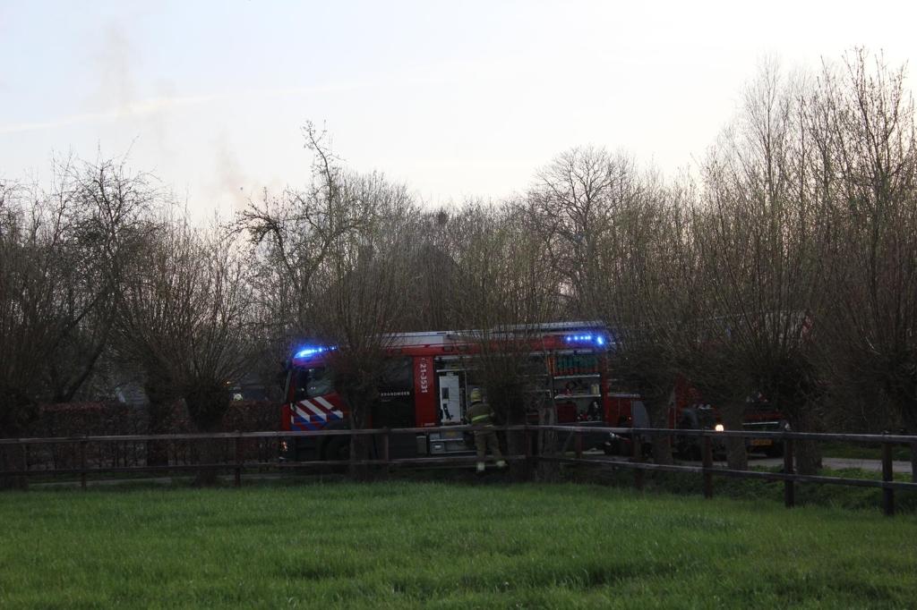 Brand Lieseindsedijk Schijndel 112nieuwsonline.nl  © mooischijndel