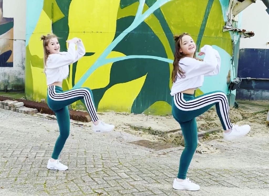 Duo Jade & Rosa  © mooischijndel