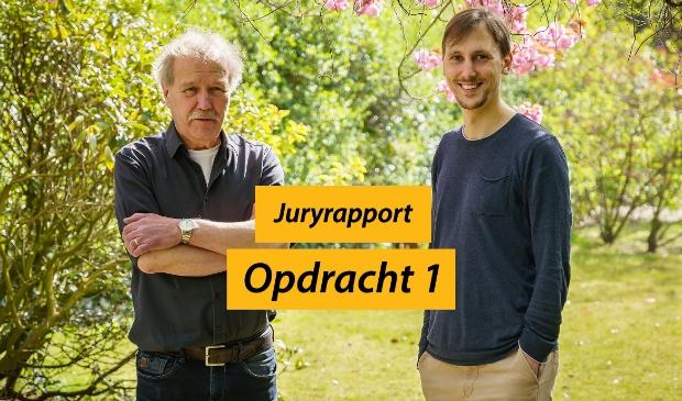 <p>De juryrapporten van opdracht 1</p>