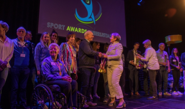 <p>Archiefbeeld Sport Awards Meierijstad 2018</p>