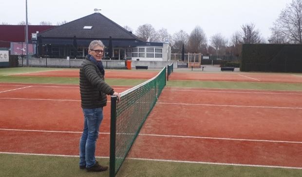 <p>Paul Schoenmakers van TV de Hopbel. Foto: Cis van Pinxteren</p>