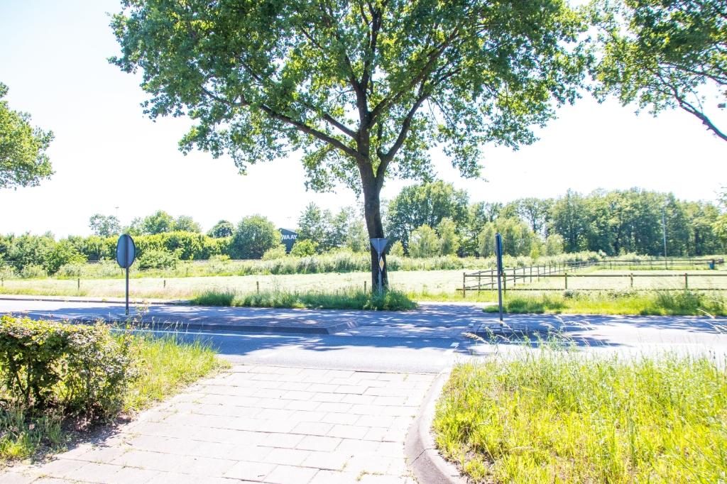 Oversteekplaats Eerdsebaan / Hoeves Bas Ulehake © mooischijndel
