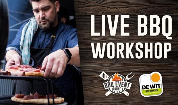 <p>Live BBQ workshop</p>