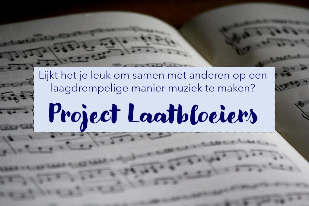 Project laatbloeiers  © mooischijndel