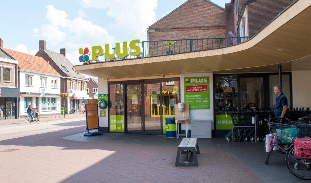 <p>Plus Bertrams aan de Hoofdstraat in Schijndel</p>