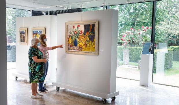 <p>Bezoekers kunnen in het Jan Heestershuis de expositie &#39;Brabant met verve&#39; bewonderen. Foto: Wiek van Lieshout</p>