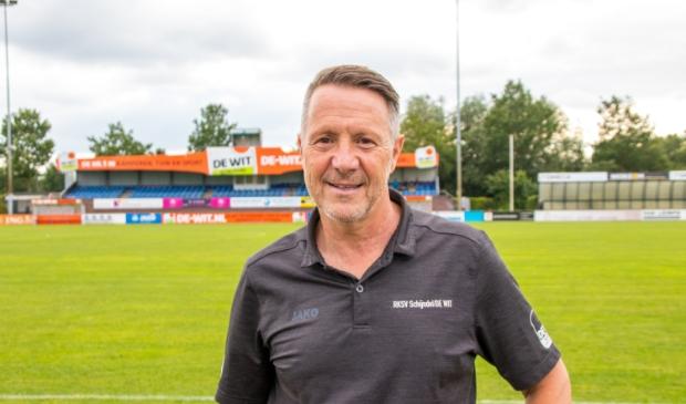 Henry van Alebeek, hoofdtrainer van RKSV Schijndel