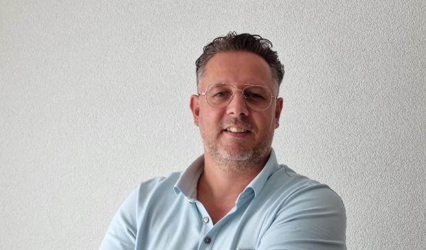 Michael van de Wal, hoofdtrainer van VV Irene