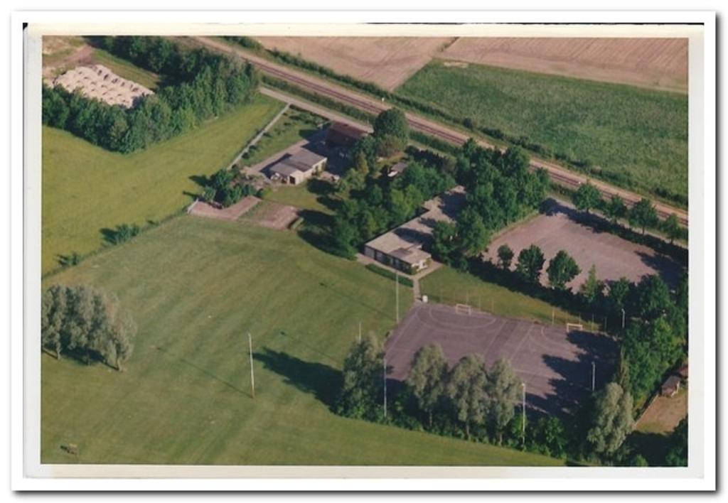 1978- 1997 Sportpark 't Heike aan de Parallelweg  © mooischijndel