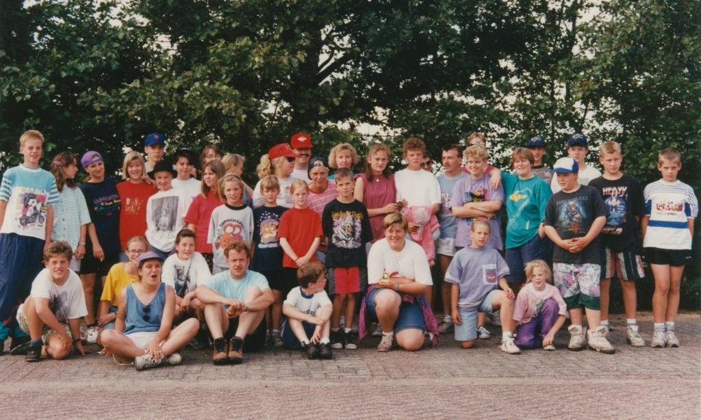 De Boemerang - Jeugdkanp - 1994 - F1  © mooischijndel