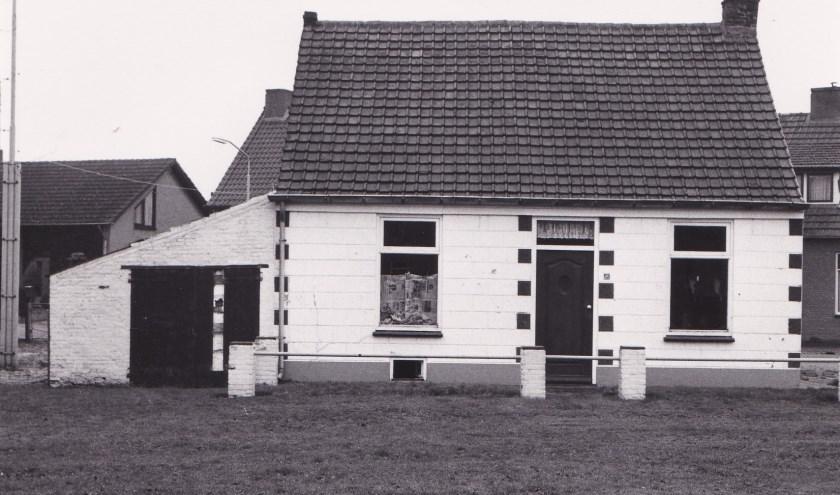 Het voormalige Boterfabriekje in Gastel