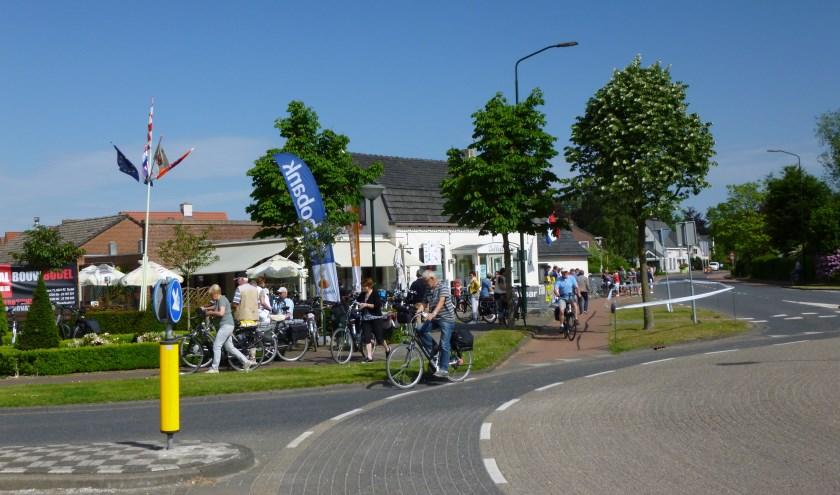 Het vertrekpunt van Cranendonck op de fiets