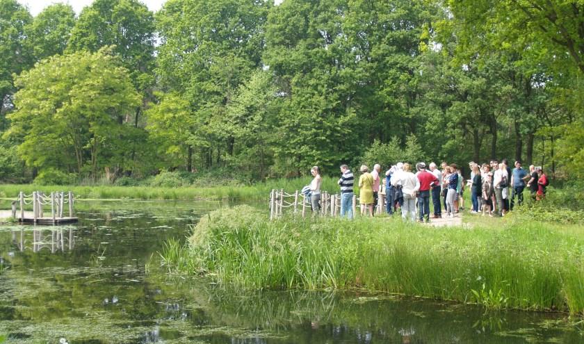 Zondag Waterdag bij de Rioolwaterzuivering in Soerendonk, foto: Laura Raats