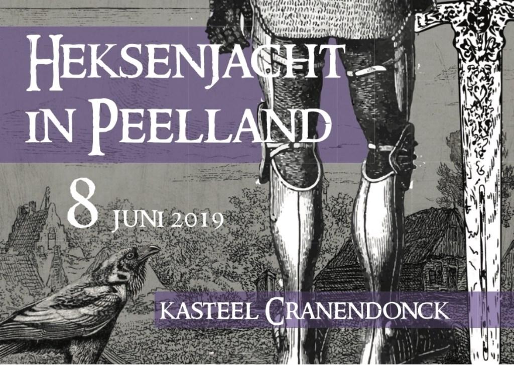 Festival Heksenjacht in Peelland op het terrein van kasteel Cranendonck, afbeelding: Angeline Maas  © grenskoerier
