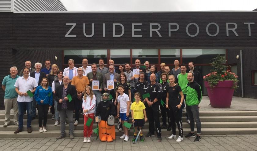 Het Lokaal Sportakkoord: de samenwerking tussen tal van sportverenigingen en sportaanbieders in Cranendonck, foto: Lieke Janssen