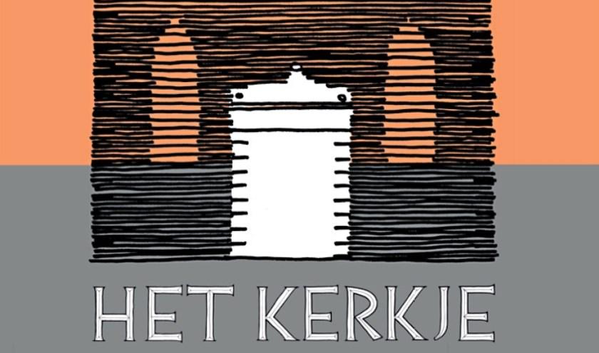Het logo van Het Kerkje in Budel