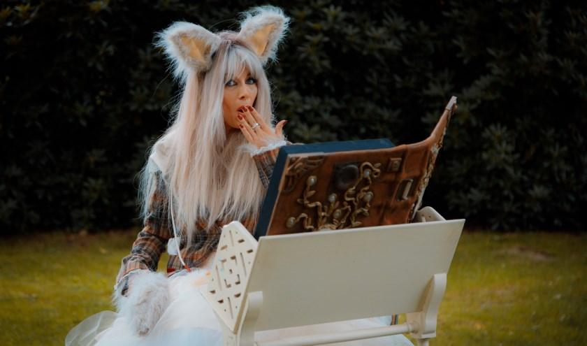 Voorstelling Maartje Kattenstaartje op woensdag 9 oktober in Bibliotheek Budel