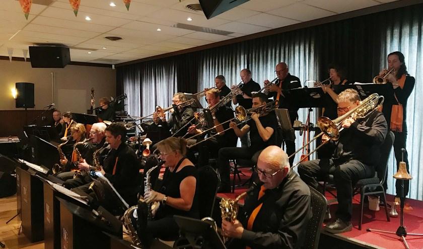Big Band Budel, foto: Hester Heijmans