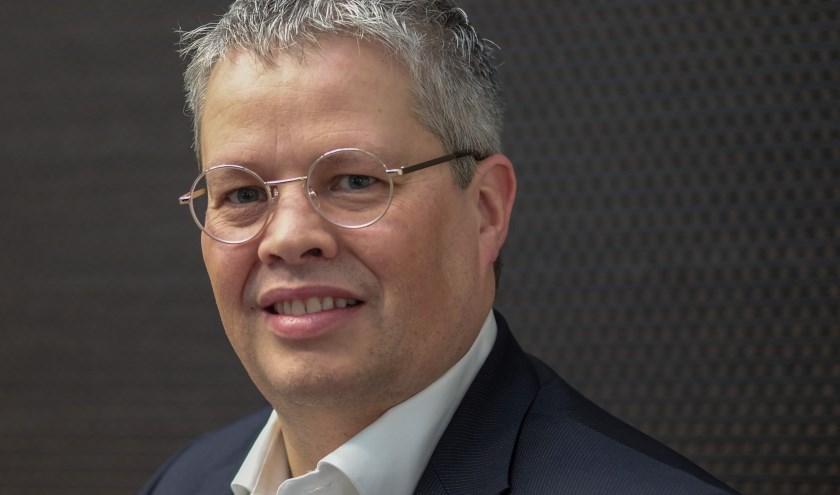 Wethouder Marcel Lemmen, foto: Carin Maes