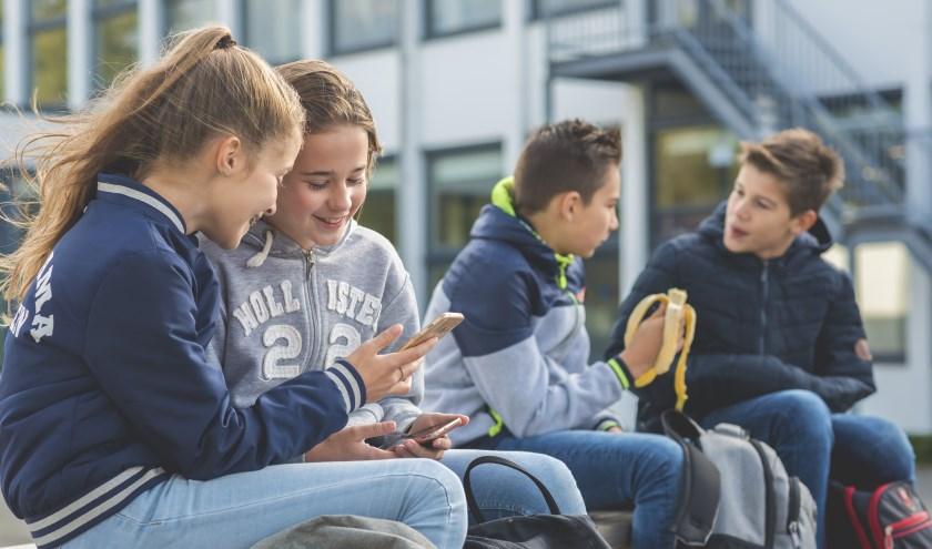 Kom kijken om een keuze te maken voor vervolgopleiding in het voortgezet onderwijs, foto: Stijn Rompa